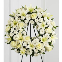 S3-4442 The FTD® Treasured Tribute™ Wreath