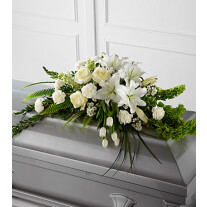 S8-4451 The FTD® Resurrection™ Casket Spray