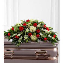 S16-4471 The FTD® Sincerity™ Casket Spray